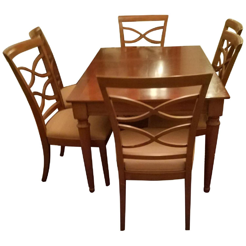 Classic 7-Piece Expandable Dining Set - image-0