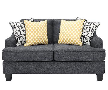 Raymour & Flanigan Union Square Loveseat
