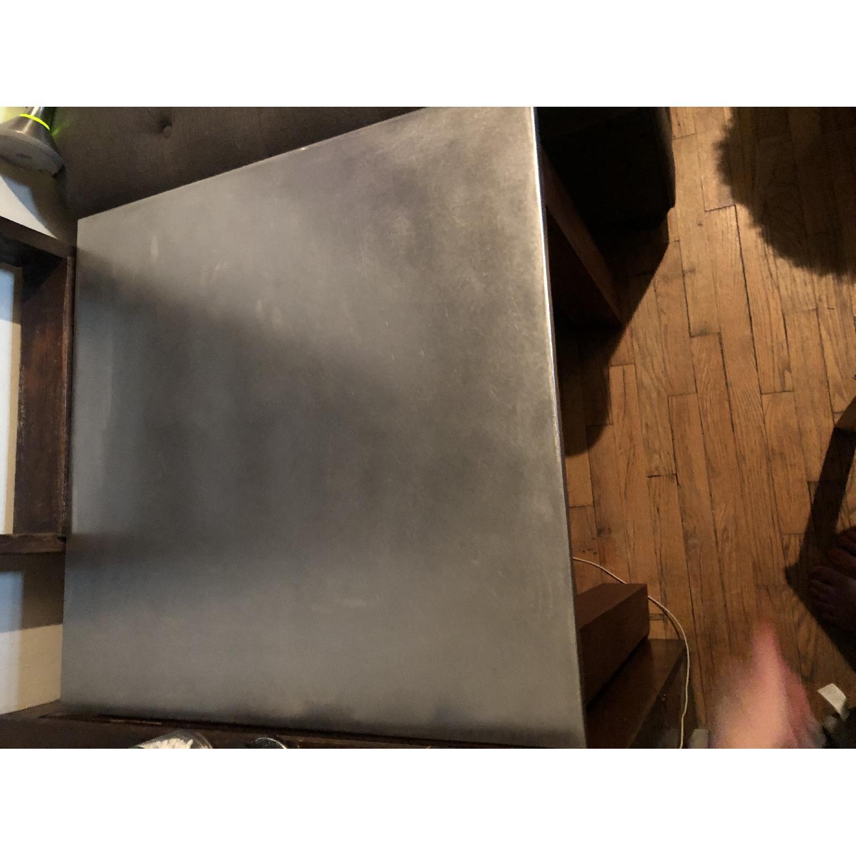West Elm Rustic Kitchen Table - image-2