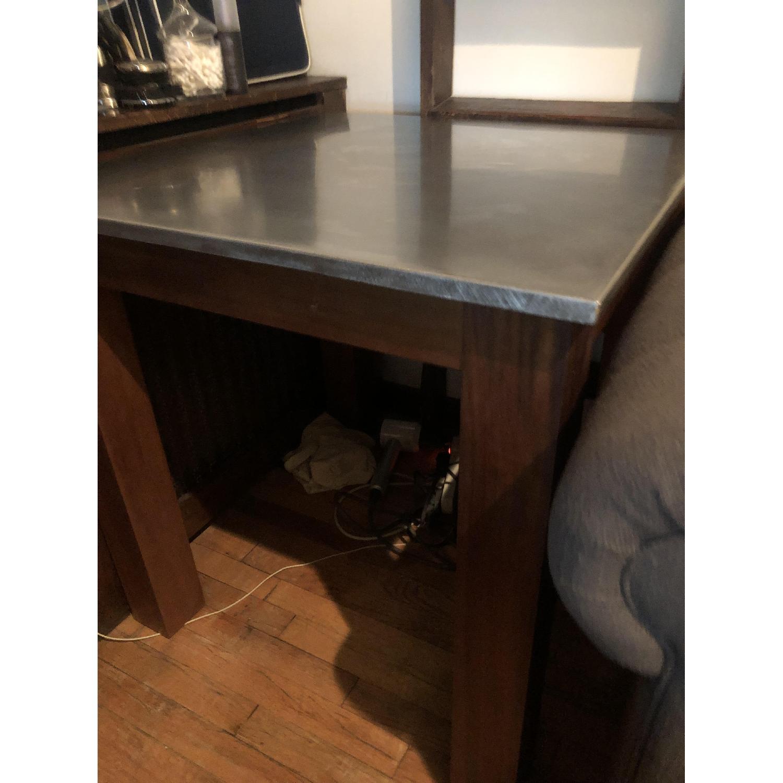West Elm Rustic Kitchen Table - image-3