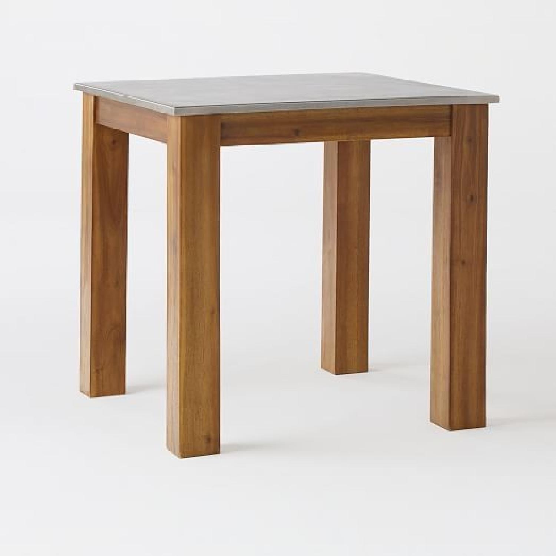 West Elm Rustic Kitchen Table - image-6