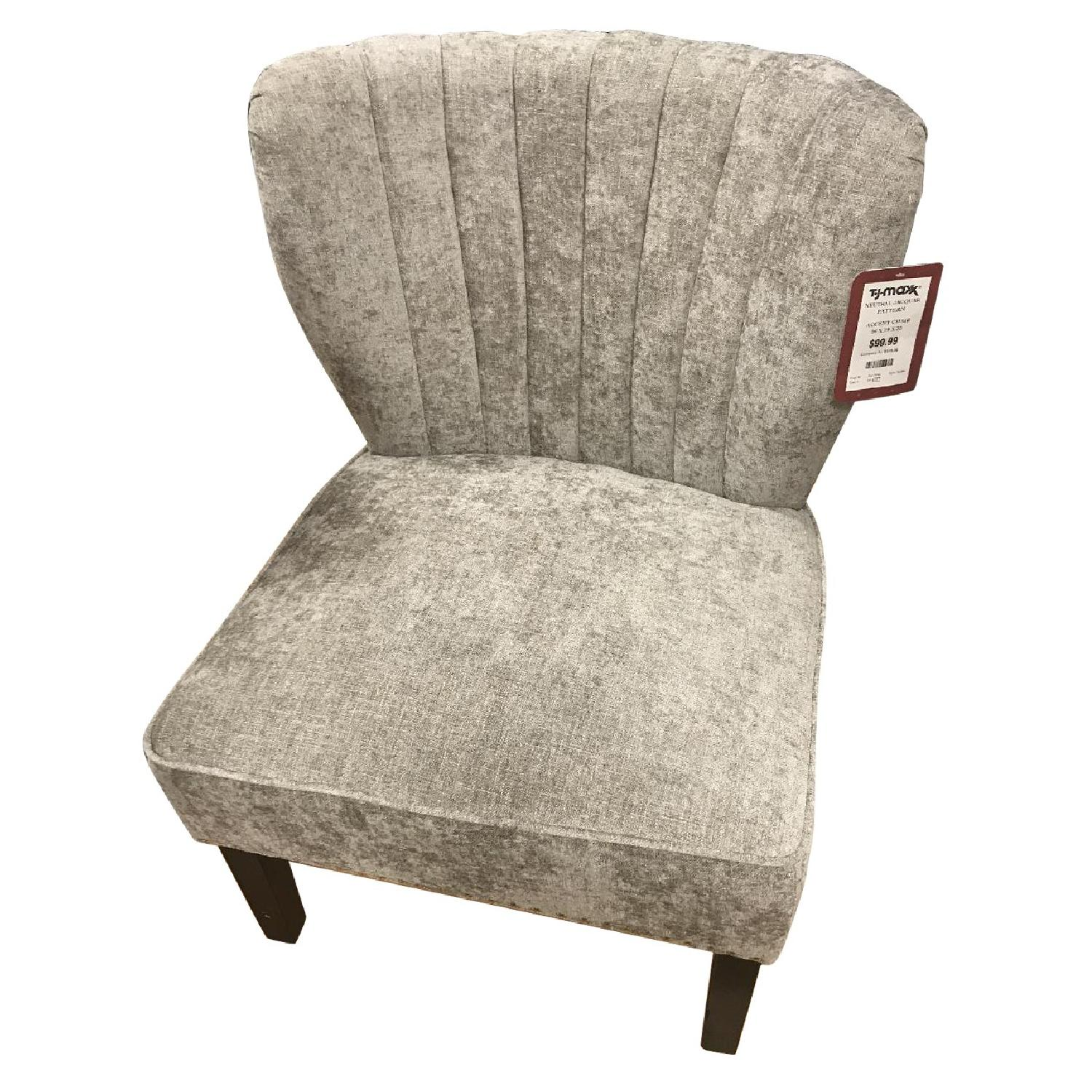 Neutral Accent Chair - image-0