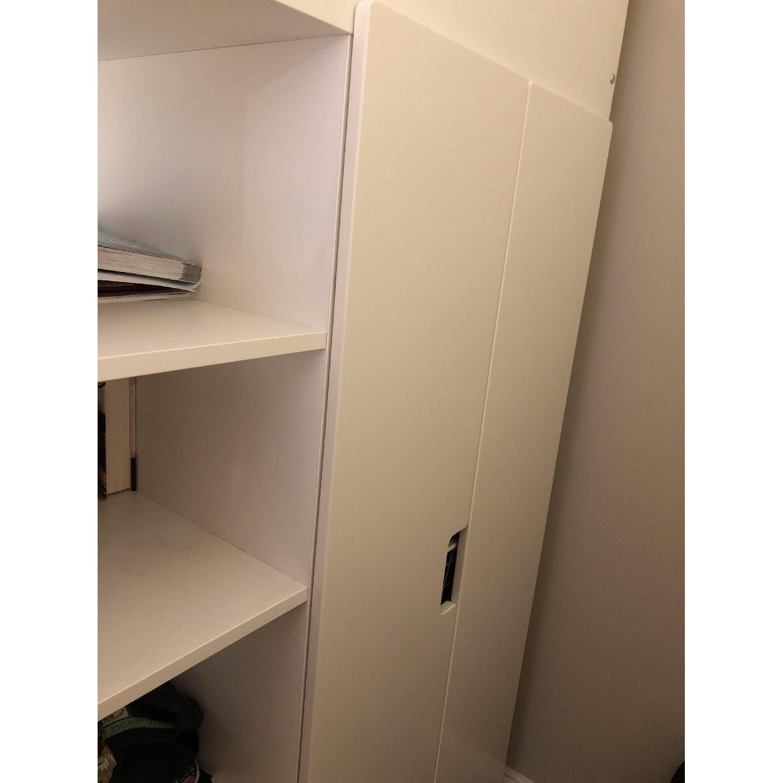 Ikea Stuva Kids 3-in-1 Loft Bed w/ Closet & Desk - image-3