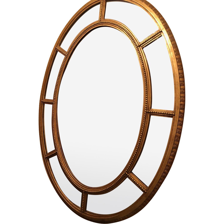 Round Wall Mirror - image-0