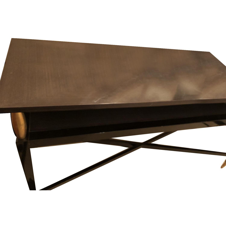 Wood Coffee Table - image-0