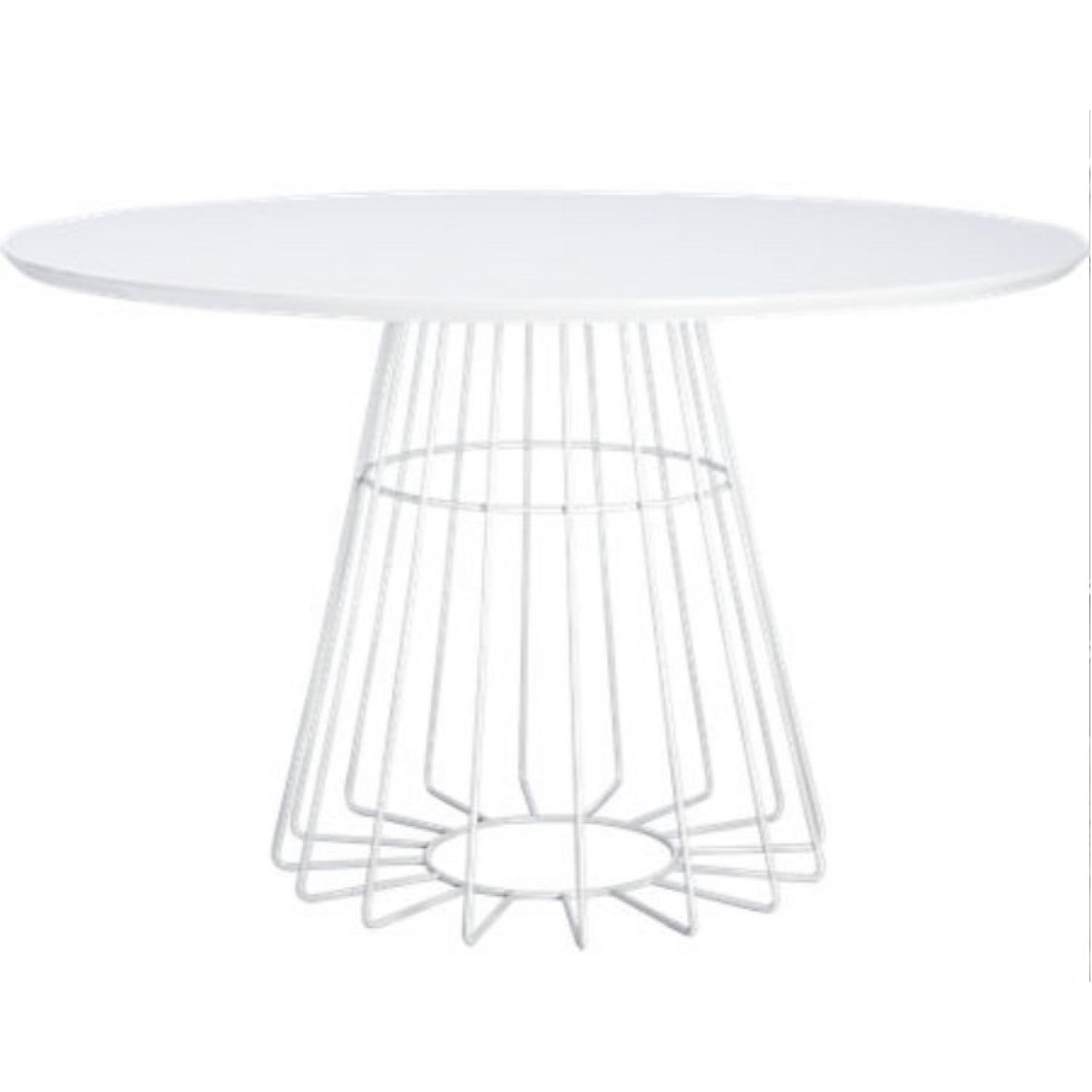 CB2 Compass Dining Table - image-0