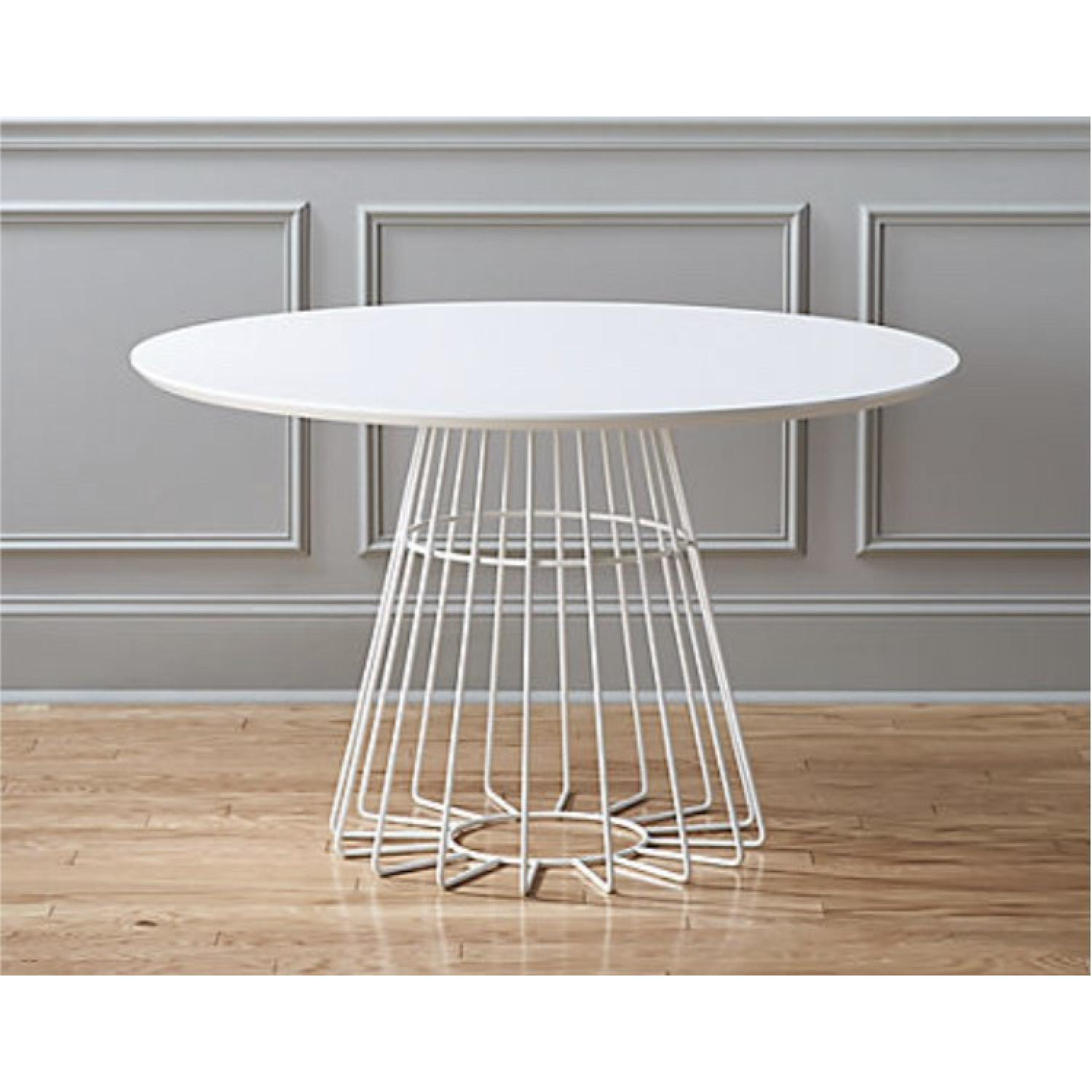 CB2 Compass Dining Table - image-1