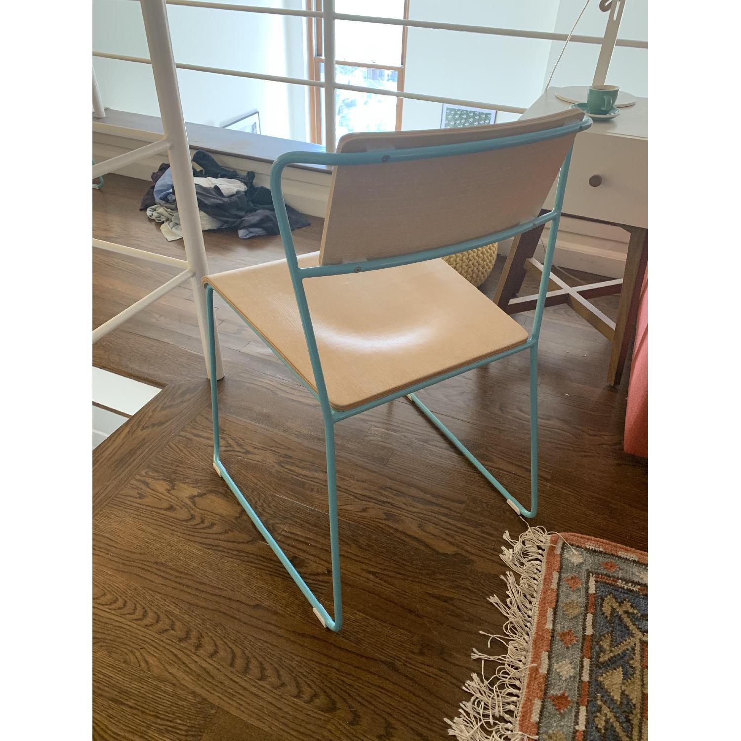 Industry West Transit Chairs in Peppermint - image-2
