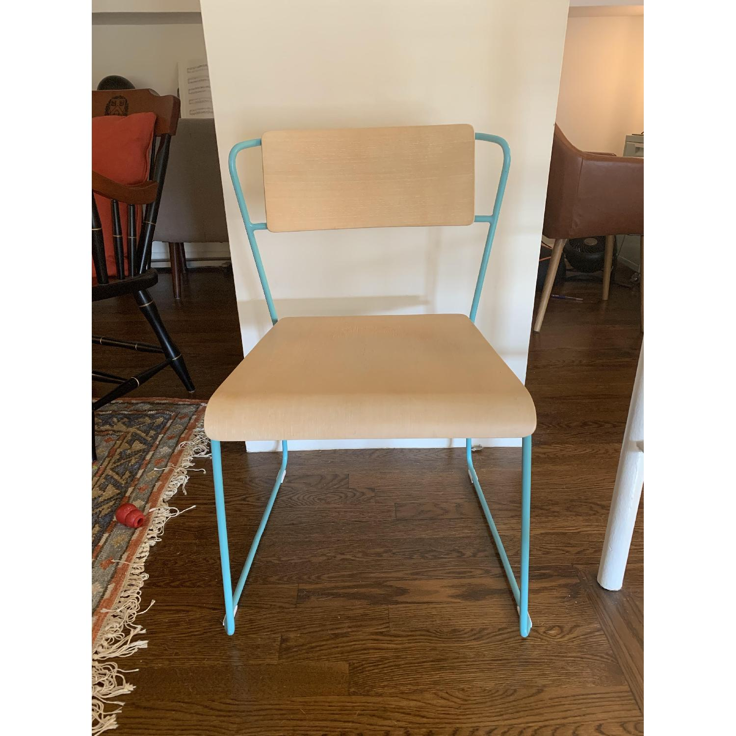 Industry West Transit Chairs in Peppermint - image-3