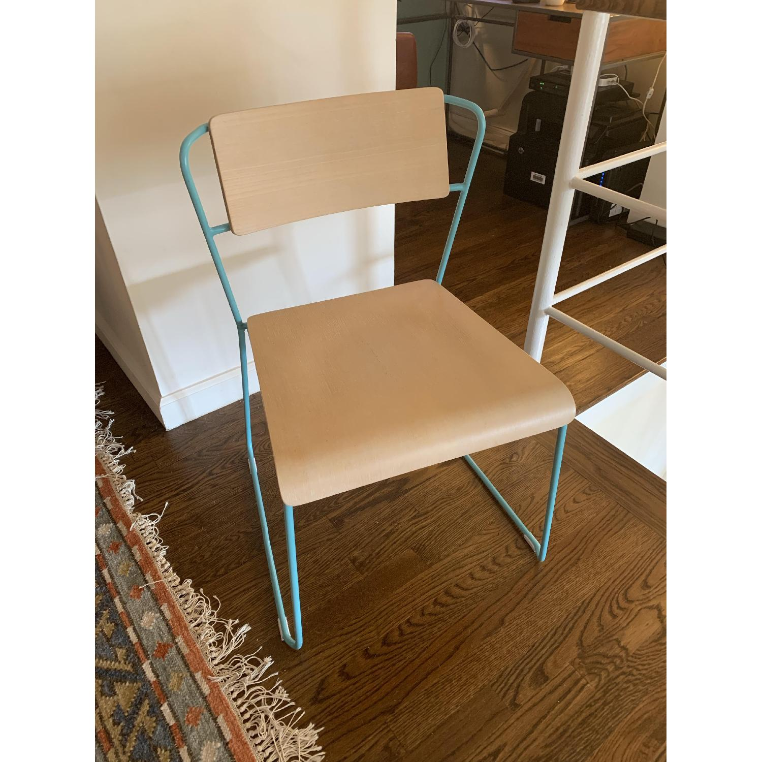 Industry West Transit Chairs in Peppermint - image-4
