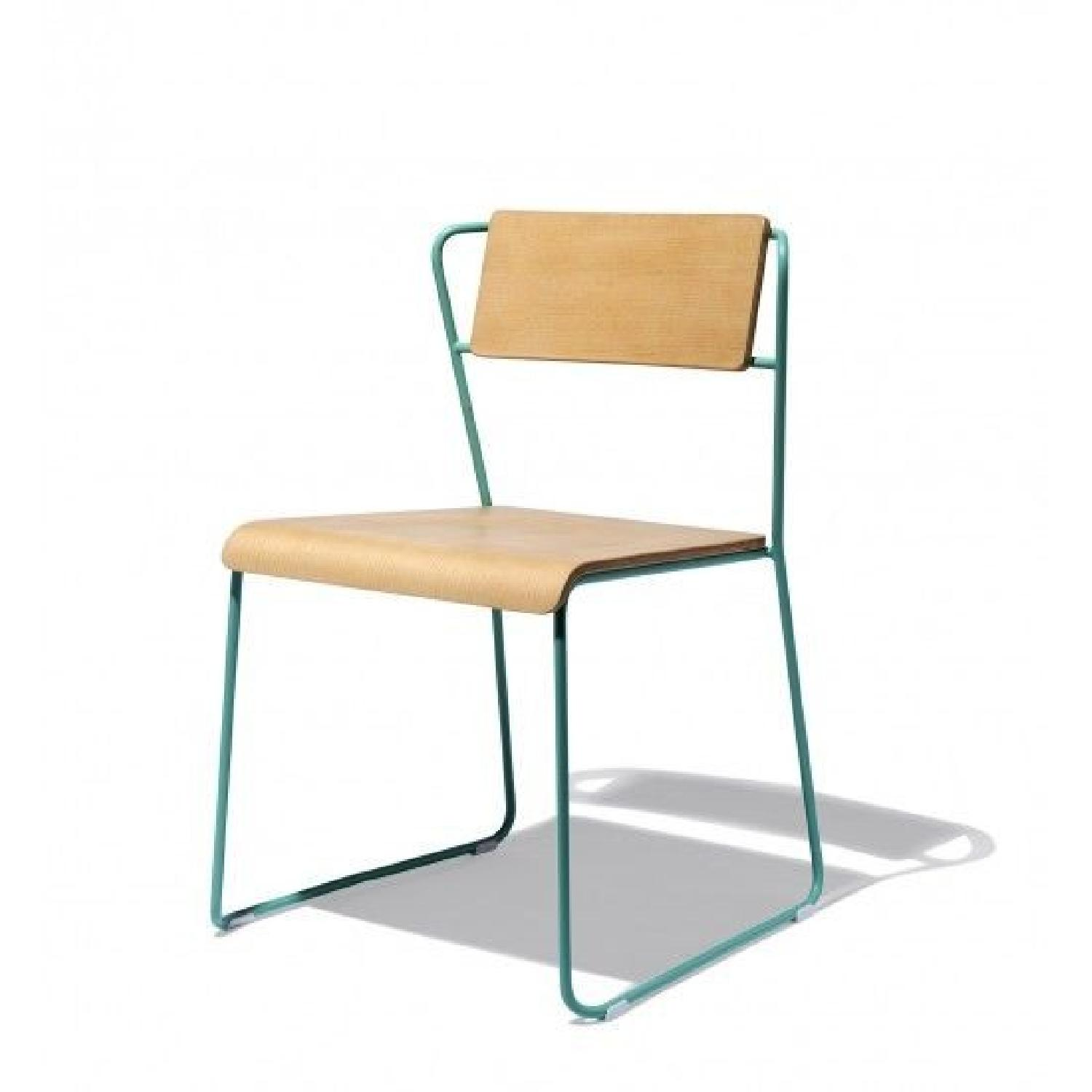 Industry West Transit Chairs in Peppermint - image-0