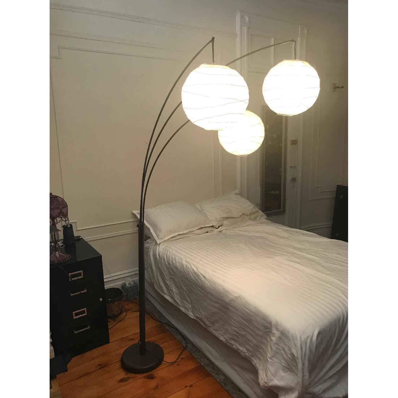 3-Tier Arc Floor Lamp - image-1