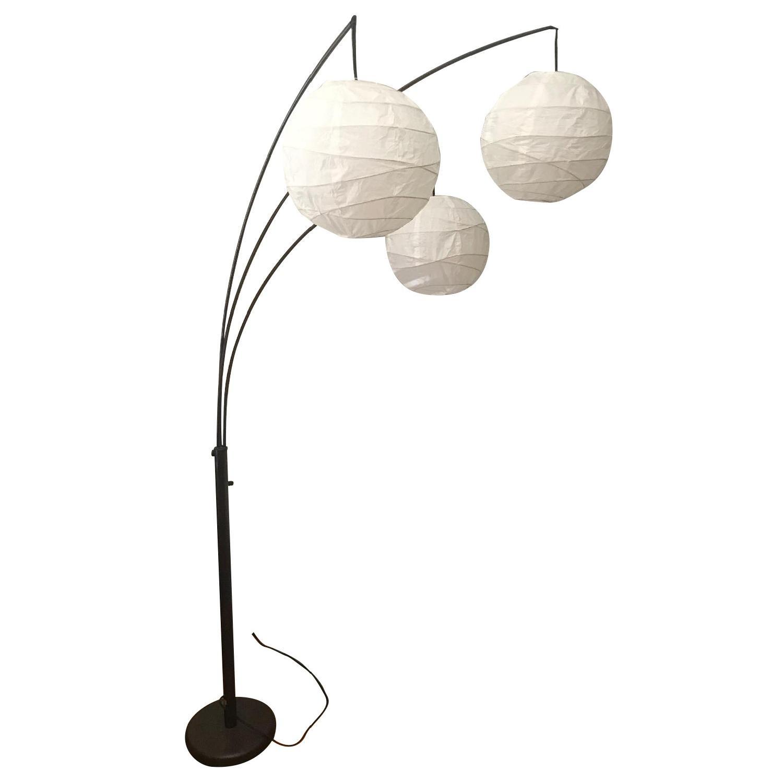 3-Tier Arc Floor Lamp - image-0