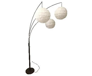 3-Tier Arc Floor Lamp