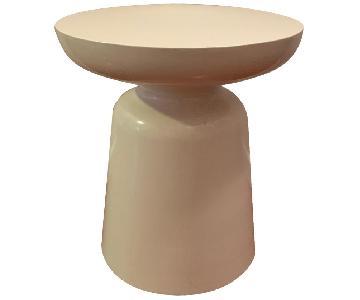 West Elm Martini Table