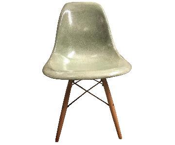 Organic Modernism Eames-Style Chair