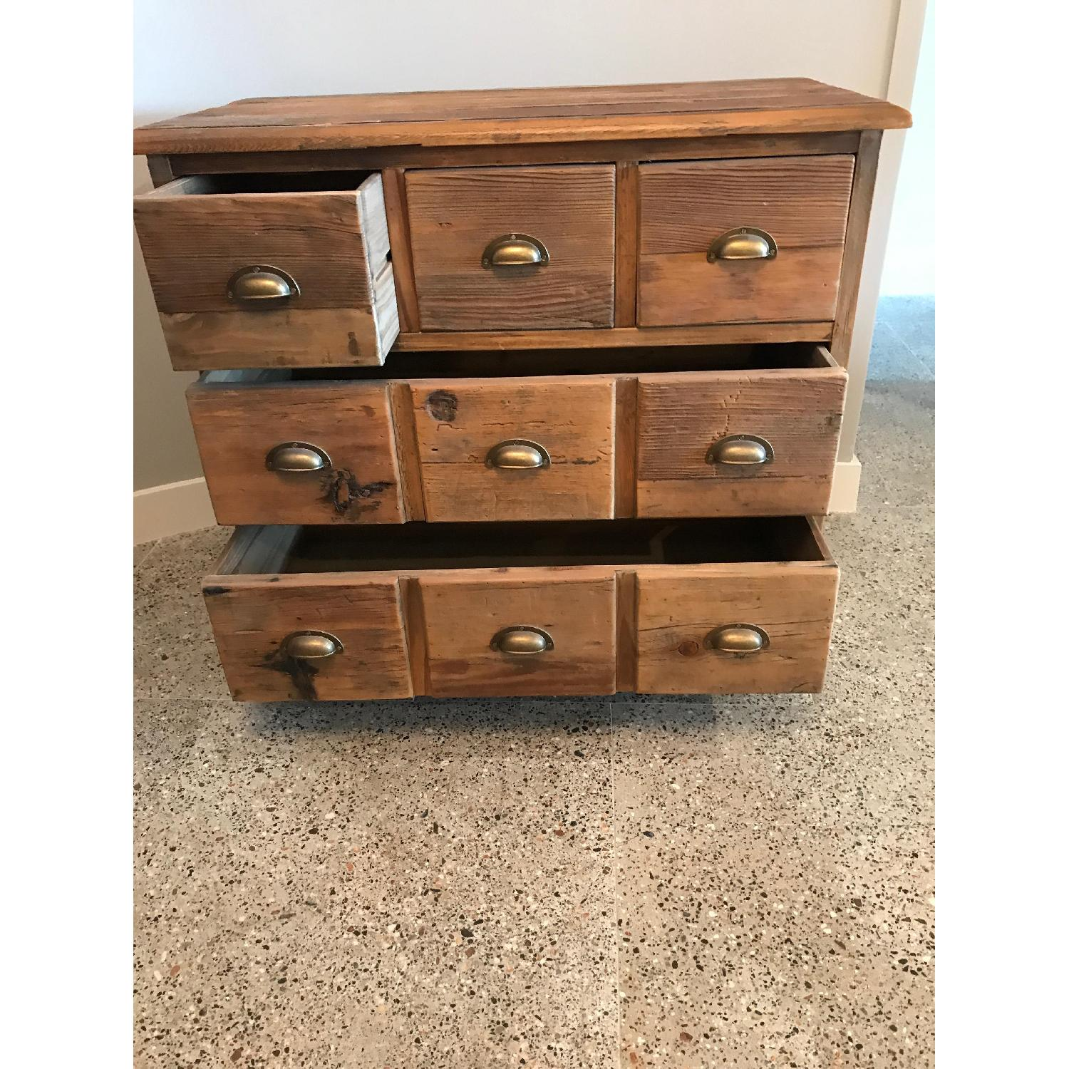 Crate & Barrel Bedford Apothecary Chest - image-2