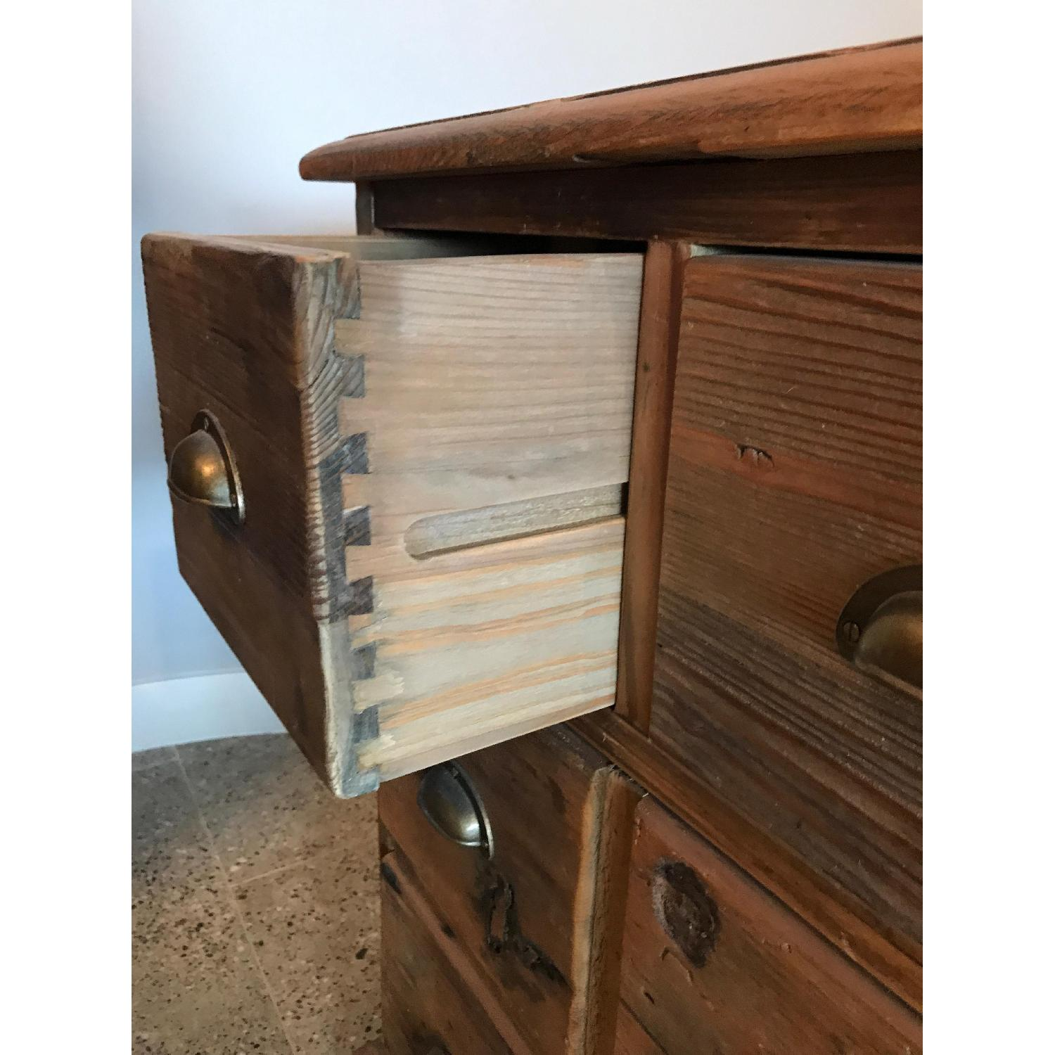 Crate & Barrel Bedford Apothecary Chest - image-4