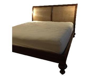 Grange Indo King Size Bed Frame