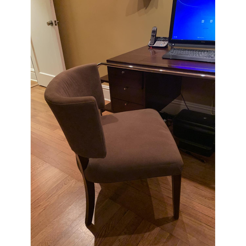 Ralph Lauren Armless Chair - image-1