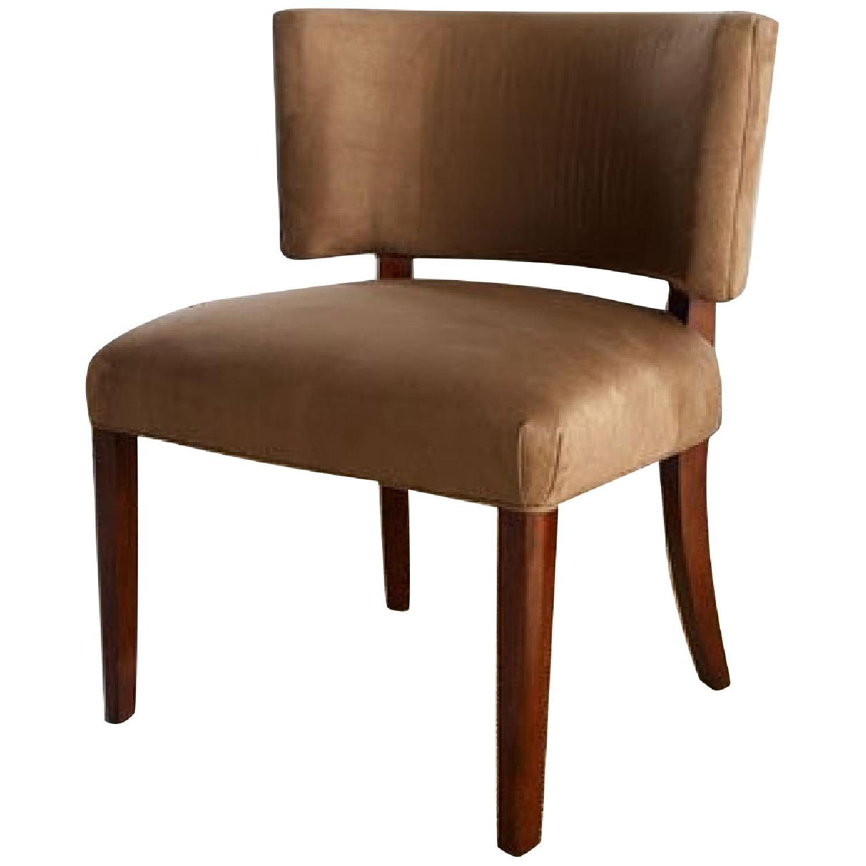 Ralph Lauren Armless Chair - image-0