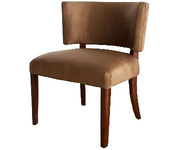 Ralph Lauren Armless Chair