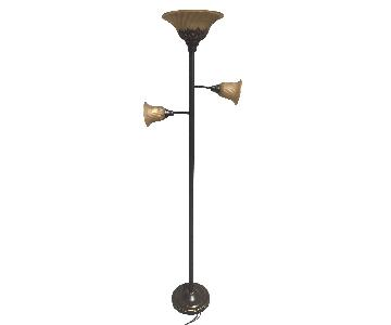 3 Light Floor Lamp