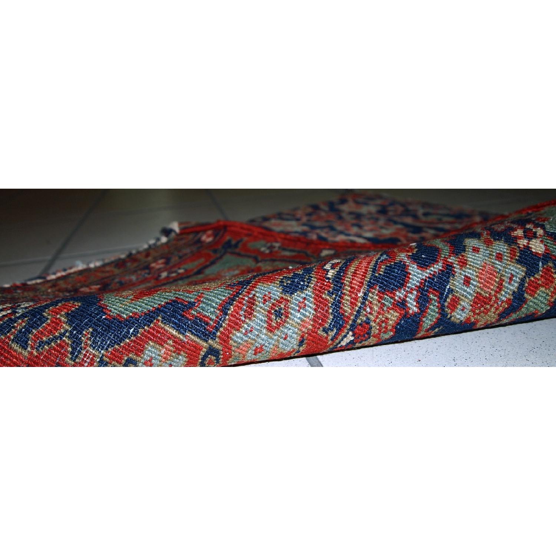Antique Handmade Persian Bidjar Vagireh Rug - image-1