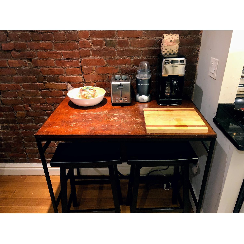 Trent Austin Design Cortaro Pub Table - image-1