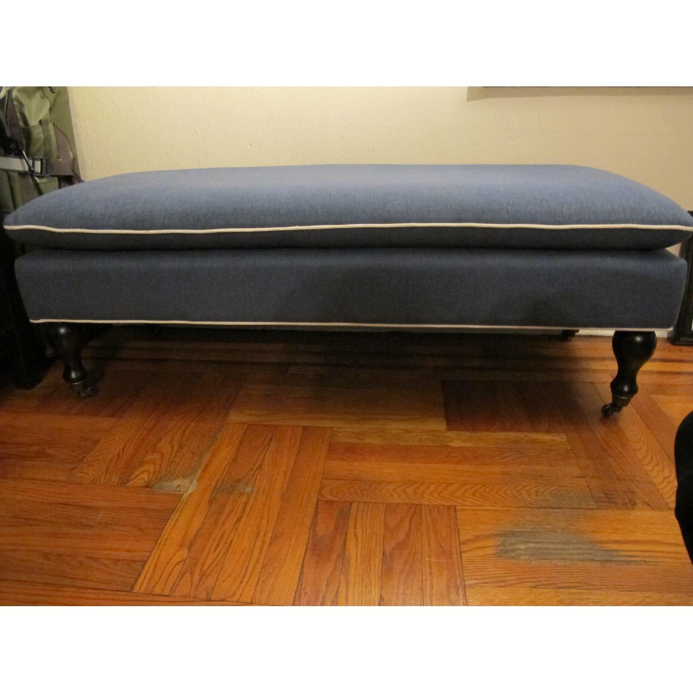 Joss & Main Hadley Upholstered Bench - image-1