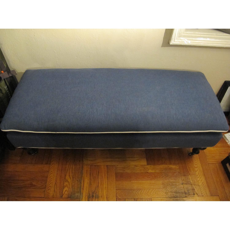Joss & Main Hadley Upholstered Bench - image-2