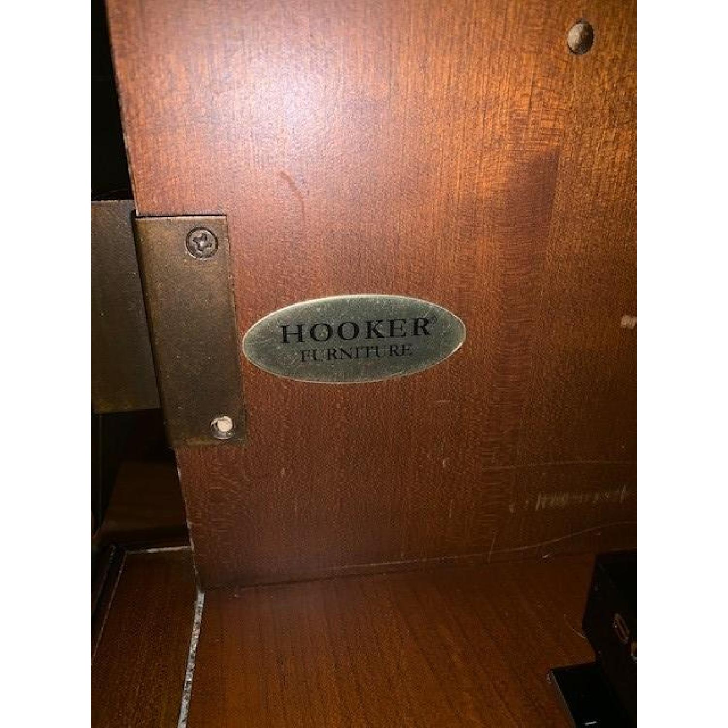Hooker Furniture Media Cabinet/Armoire in Mahogany Finish - image-20