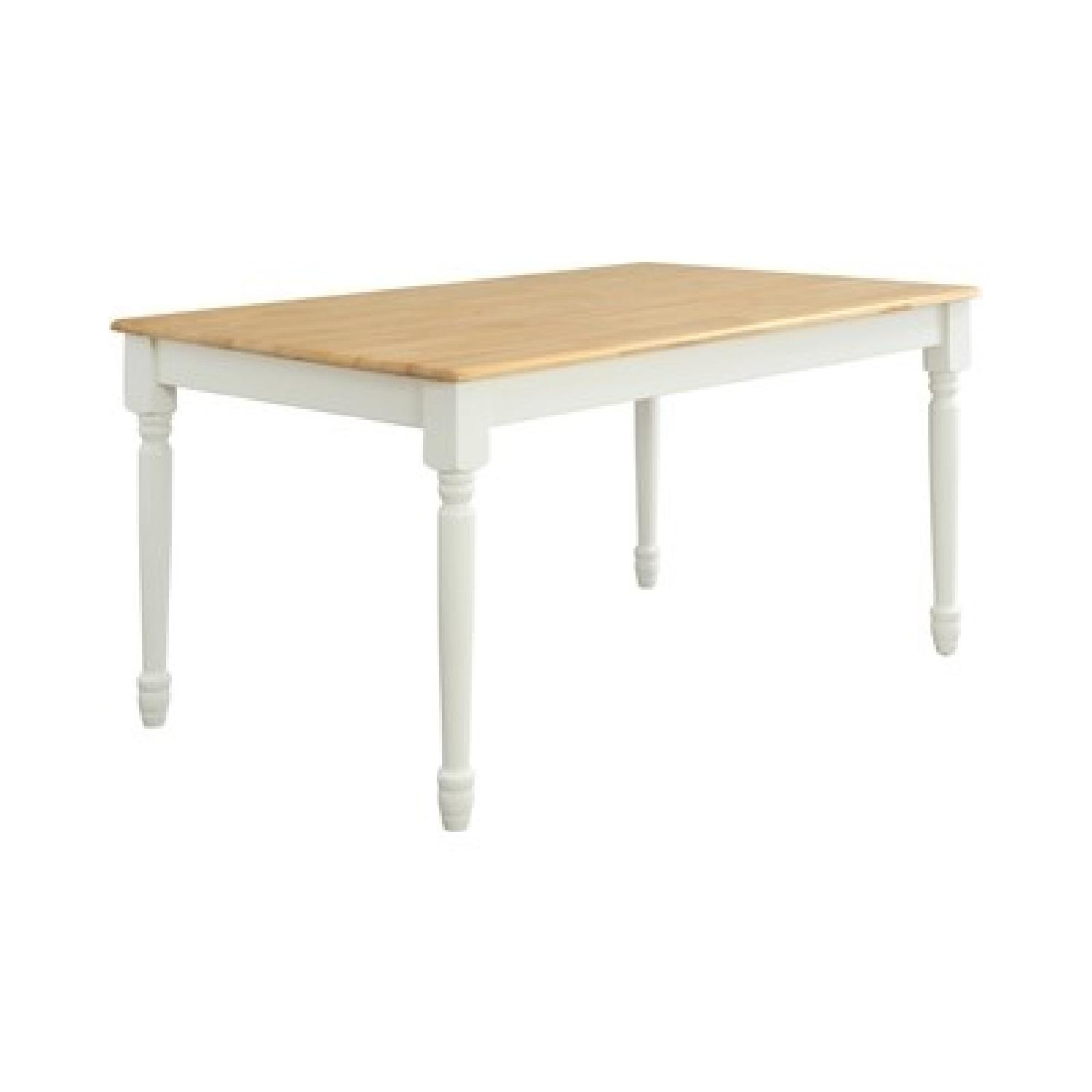 Better Homes & Gardens Dining Table w/ 1 Bench & 3 Chairs - image-5