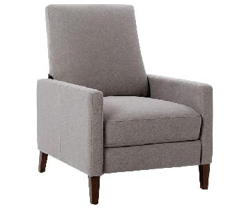 West Elm Sedgwick Recliner