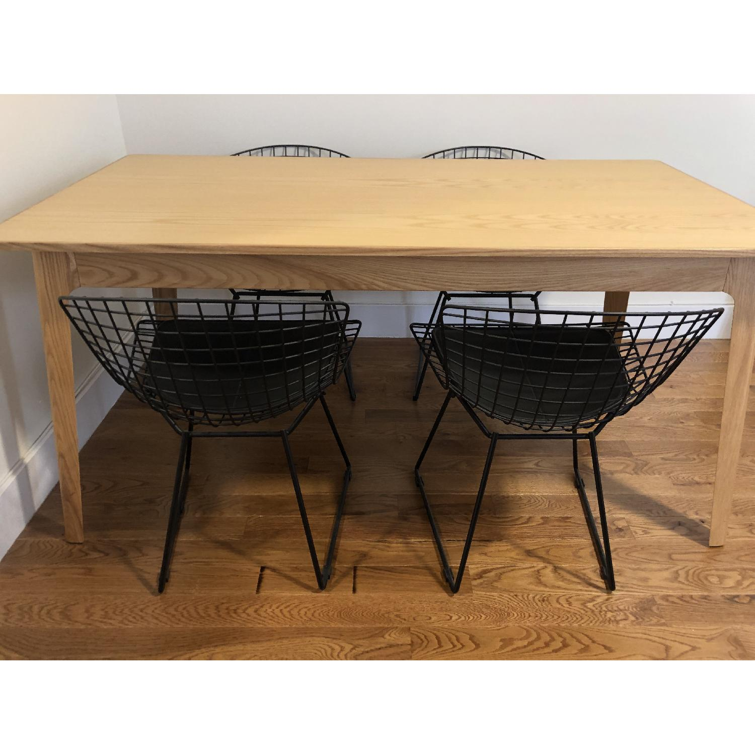 InMod Dining Table w/ 4 Chairs - image-1