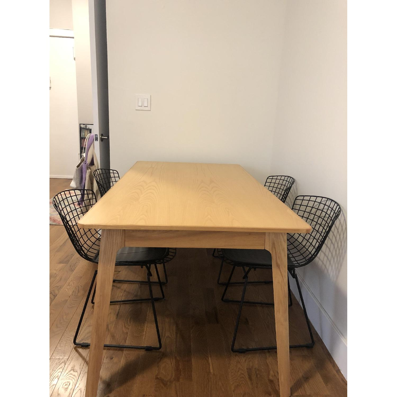 InMod Dining Table w/ 4 Chairs - image-3