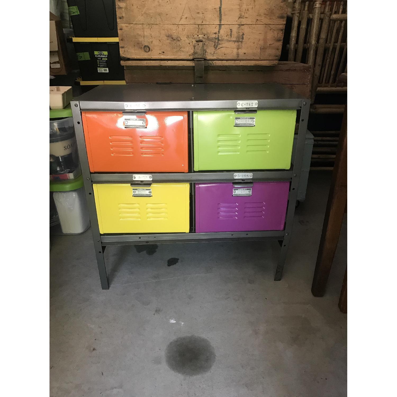 Giggle Metal Locker Cabinet - image-3