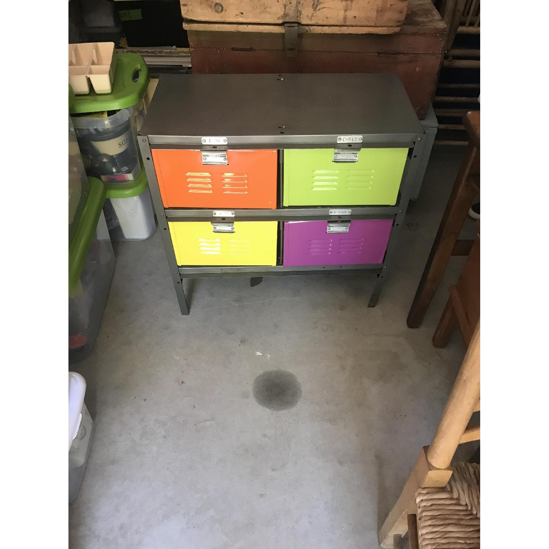 Giggle Metal Locker Cabinet - image-4