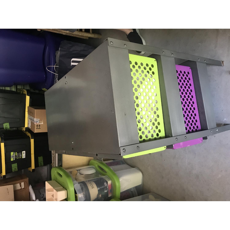 Giggle Metal Locker Cabinet - image-6