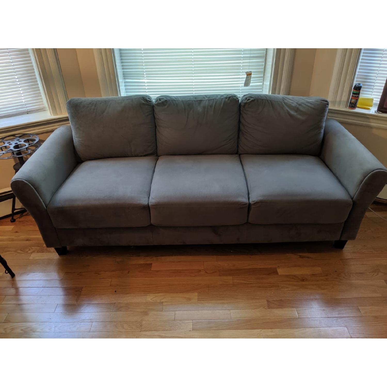 Andover Mills Celestia Rolled Arm Sofa - image-1