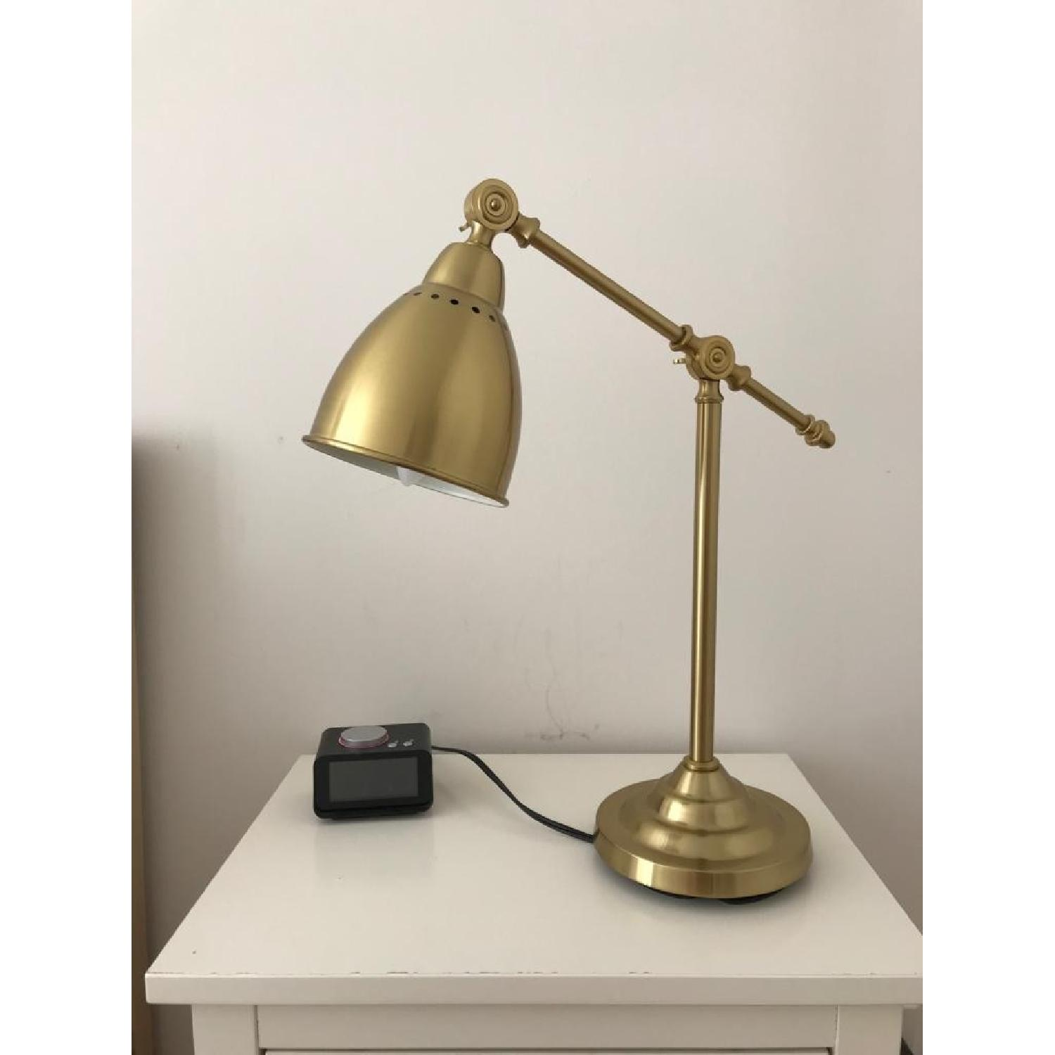 Ikea Brass Table Lamps - image-2