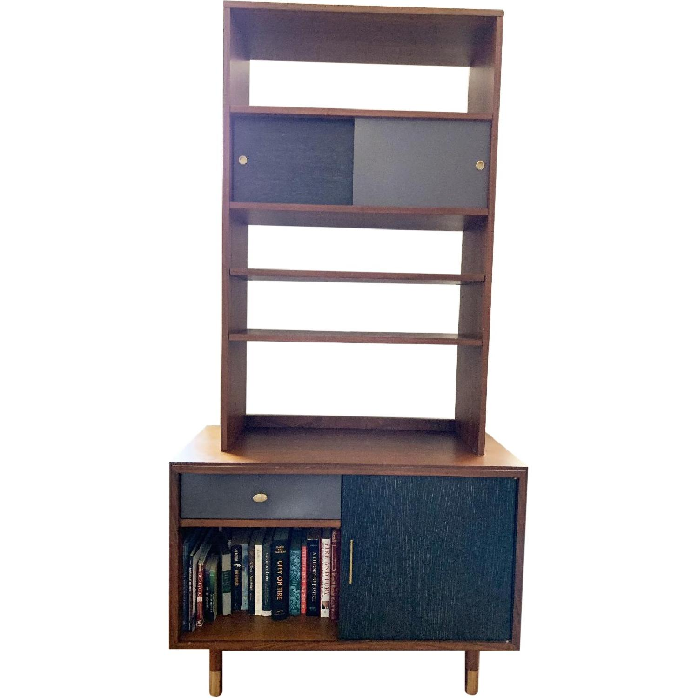 Dwell Studio Pace Etagere 2 Piece Bookshelf - image-0