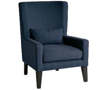 World Market High Back Chair