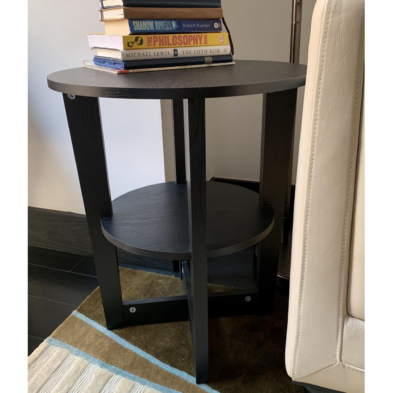 West Elm Round Side Table - image-2