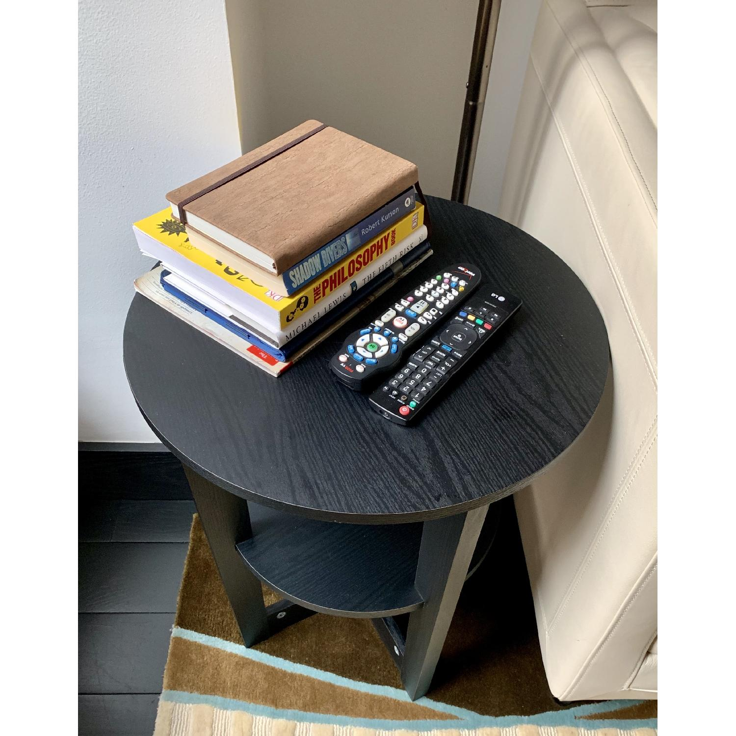 West Elm Round Side Table - image-3