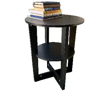 West Elm Round Side Table