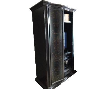Hooker Seven Seas Wood Armoire