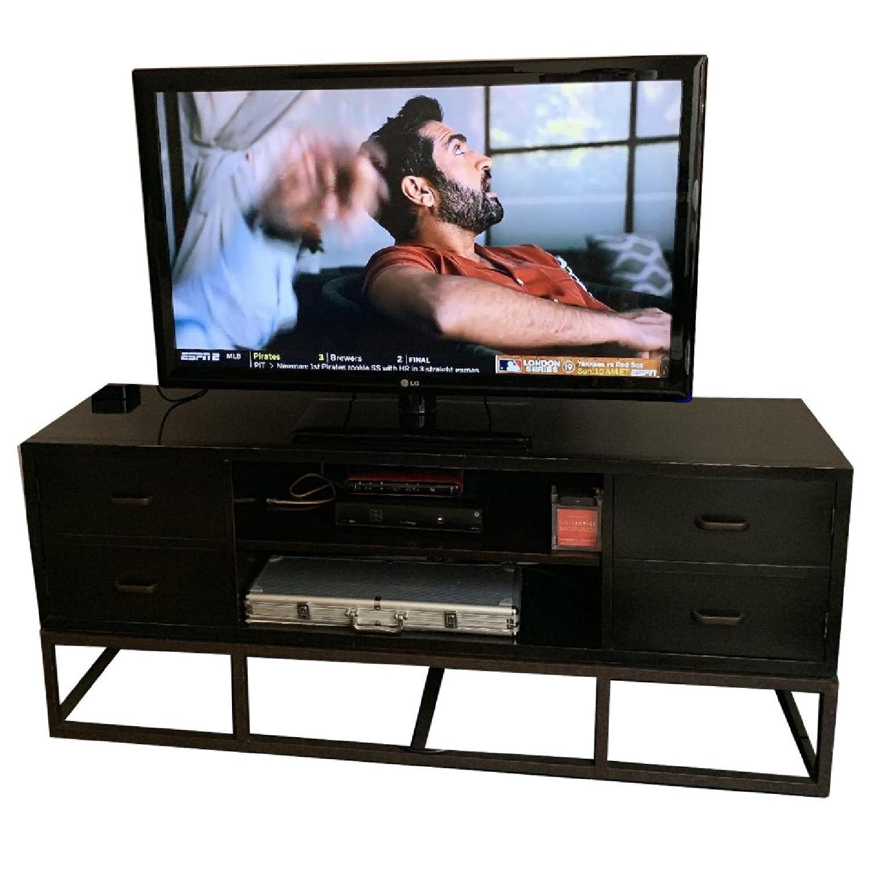 Crate & Barrel TV Media Console - image-0