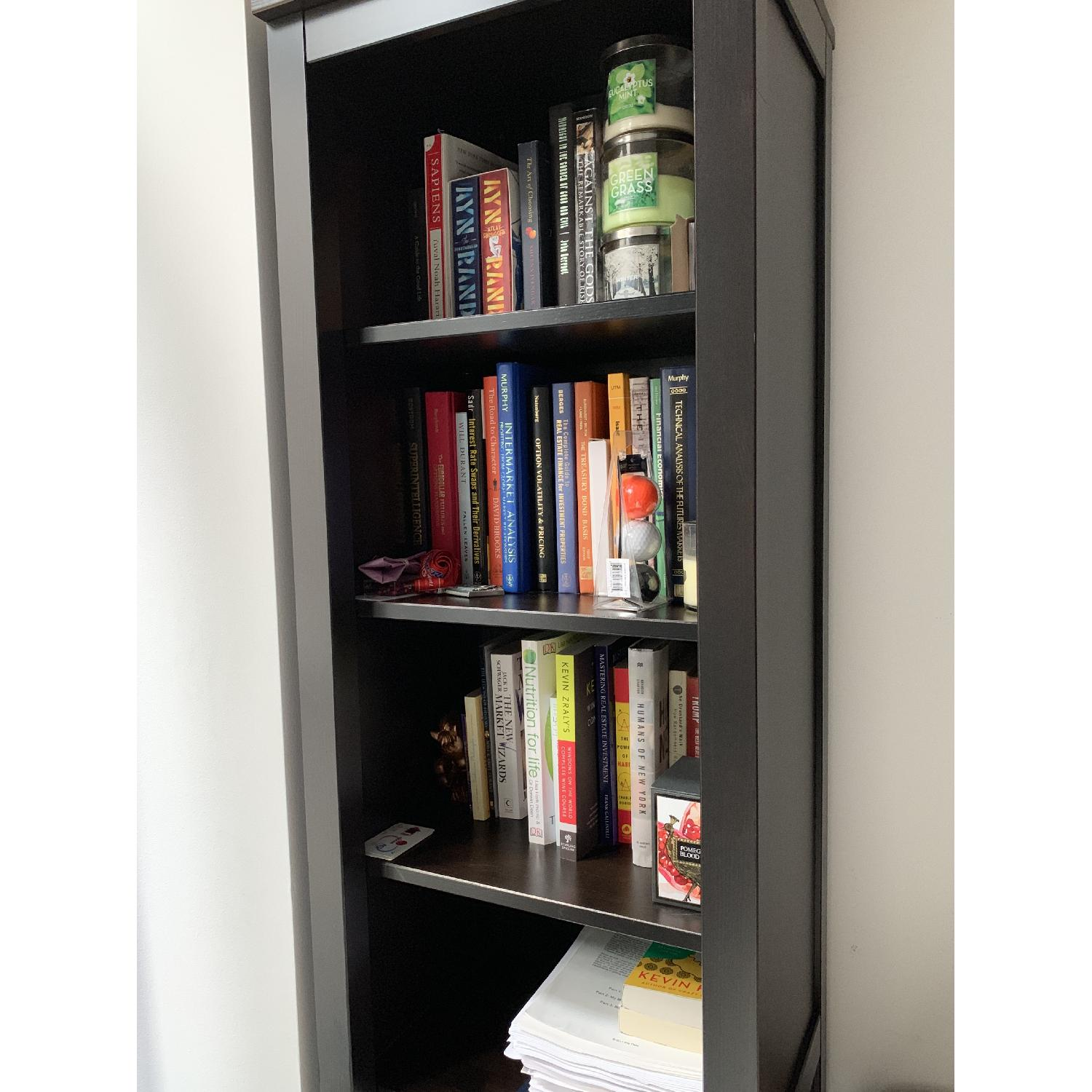 Crate & Barrel Tower Bookshelf - image-2