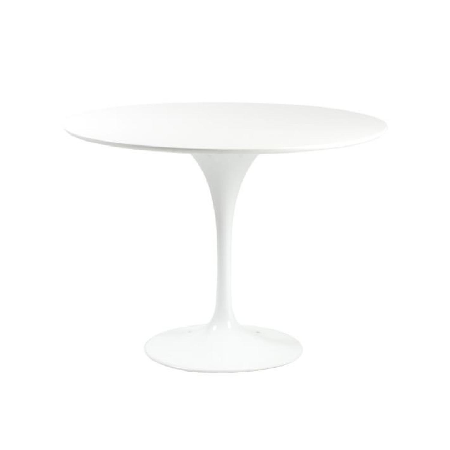 Pottery Barn Round Dining Table - image-0